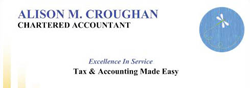 Alison M Croughan Chartered Accountant - Adelaide Accountant