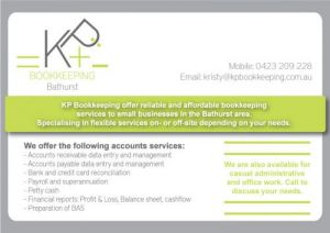 KP Bookkeeping - Adelaide Accountant
