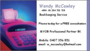 Wendy Mccawley - Adelaide Accountant