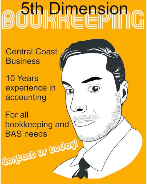 5th Dimension Bookkeeping Services - Adelaide Accountant