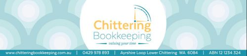 Chittering Bookkeeping - Adelaide Accountant