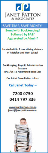 Janet Patton amp Associates - Adelaide Accountant