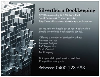 Silverthorn Bookkeeping - Adelaide Accountant
