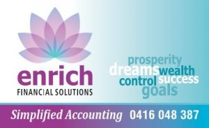 Enrich Financial Solutions - Adelaide Accountant