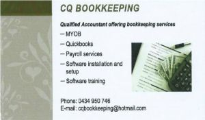 CQ Bookkeeping - Adelaide Accountant