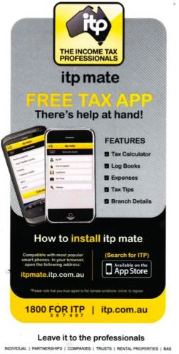 ITPThe Income Tax Professionals - Adelaide Accountant